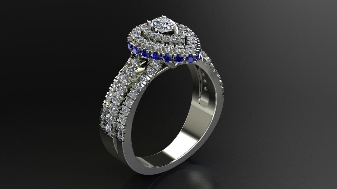 custom jewelry montreal engagement ring