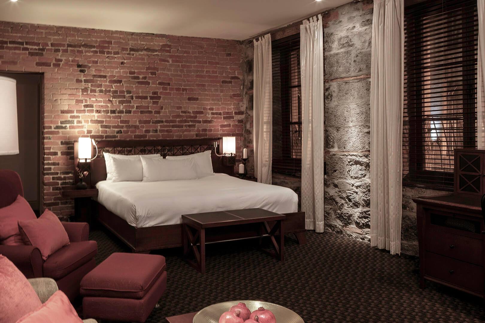 beautiful penthouse suite hotel nelligan in old port montreal