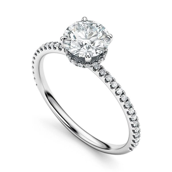Solitaire Engagement Rings by Donj Jewellery